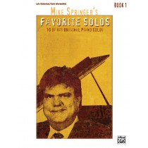 Mike Springer's Favorite Solos, Book 1