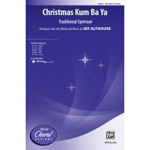 Christmas Kum Ba Ya SSA