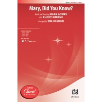 Mary Did You Know SATB