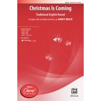 Christmas Is Coming SATB