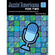 Jazzin' Americana for Two, Book 1