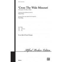Cross the Wide Missouri (2pt opt flute)