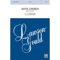 Anvil Chorus SATB