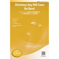 Christmas Day Will Soon Be Here 2 PT
