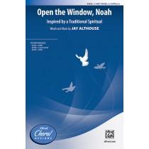 Open The Window Noah 3 PT MXD A Cap