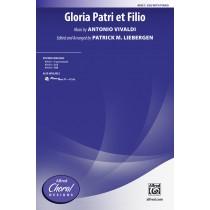 Gloria Patri Et Filio SSA