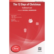 12 Days Of Christmas, The SATB