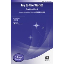 Joy To The World SSA