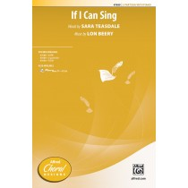 If I Can Sing 2 PT/SSA