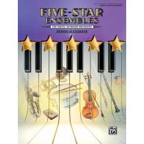 Five-Star Ensembles, Book 3