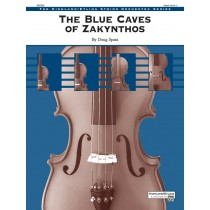 The Blue Caves of Zakynthos