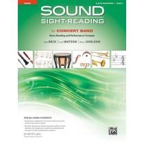 SI Sight Reading Book 1 Alto Sax 1 (c/b)