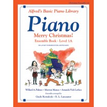 Alfred's Basic Piano Library: Merry Christmas! Ensemble, Book 1A