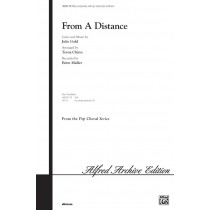 From a Distance (SATB)