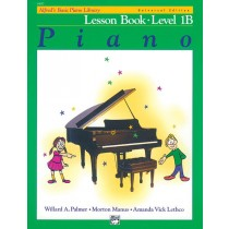 Alfred's Basic Piano Library: Universal Edition Lesson Book 1B
