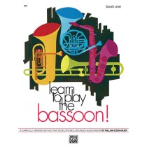 Learn to Play the Bassoon! Book 1