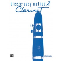 Breeze-Easy Method for Clarinet, Book II