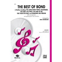 Best Of Bond: Medley SATB