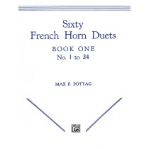 Sixty French Horn Duets
