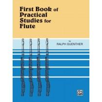 Practical Studies for Flute, Book I