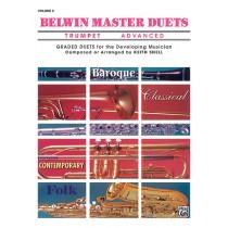 Belwin Master Duets (Trumpet), Advanced Volume 2