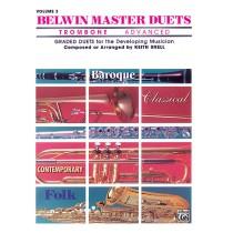 Belwin Master Duets (Trombone), Advanced Volume 2