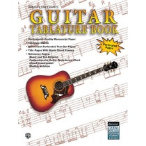 Belwin's 21st Century Guitar Tablature Book