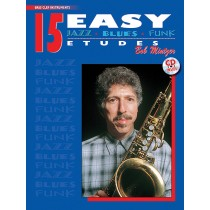15 Easy Jazz, Blues & Funk Etudes