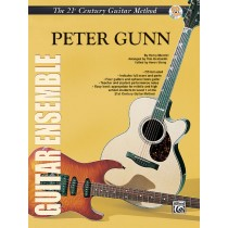 Belwin's 21st Century Guitar Ensemble Series: Peter Gunn