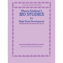 120 Studies for Right Hand Development