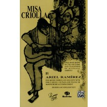 Misa Criolla (SATB)(Choral Extended Work