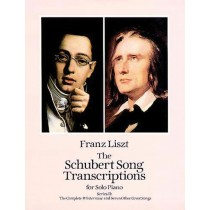The Schubert Song Transcriptions for Solo Piano, Series II