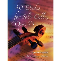 40 Etudes for Cello, Opus 73