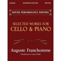 Selected Works for Cello & Piano