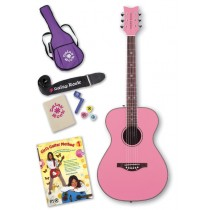 Pixie Acoustic Starter Pack  Powder Pink