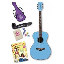 Pixie Acoustic Starter Pack Sky Blue