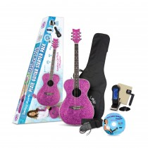 Pixie Acoustic Starter Pack Pink Sparkle