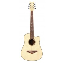 Wildwood Acoustic Guitar (bleach blonde)