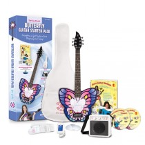 Butterfly S/S Electric Guitar Boxed