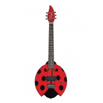 Ladybug Short Scale Electric Guitar