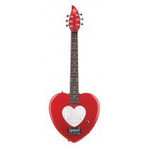 Heartbreaker Electric Gtr Red Hot Red
