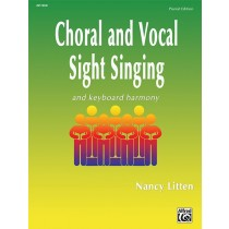 Choral and Vocal Sight Singing (Pianist Edition)