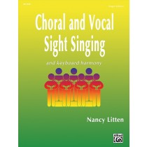 Choral and Vocal Sight Singing (Singer Edition)