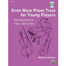 Even More Piano Trios for Young Players