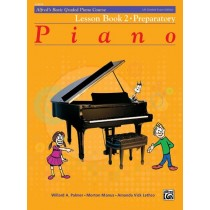 Alfred's Basic Piano Library Graded Lesson Book 2