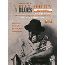 Flex-Ability Blues – Saxophone Edition