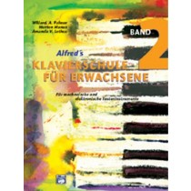 Alfred's Basic Adult Piano Course: German Edition Lesson Book 2