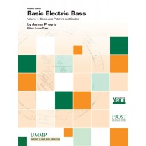 Basic Electric Bass, Volume IV: Basic Jazz Patterns and Studies