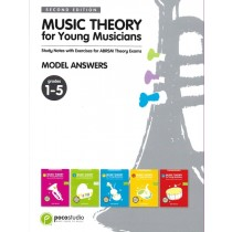 Music Theory for Young Musician Model Answers