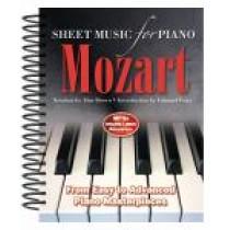 Sheet Music: Mozart